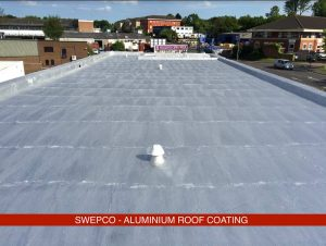 SWEPCO Aluminium Roof Coating